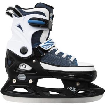 Cox Swain Sneak Kinder Inline Skates & Kinder Schlittschuh 2 in 1 - größenverstellbar ABEC5, Farbe: blue, Größe: S (33-36) - 3