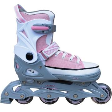 Cox Swain Sneak Kinder Inline Skates & Kinder Schlittschuh 2 in 1 - größenverstellbar ABEC5, Farbe: blue, Größe: S (33-36) - 4