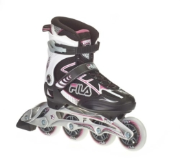 Fila Damen Inline Skate Bond KF Lady, Schwarz/Bordeaux, 6,5, 010614245 - 1