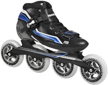 Powerslide Inline-Skate R2 Skate II, Schwarz, 43, 904349/43 - 1