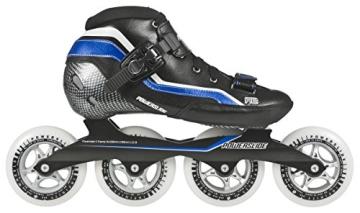 Powerslide Inline-Skate R2 Skate II, Schwarz, 43, 904349/43 - 2