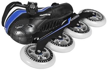 Powerslide Inline-Skate R2 Skate II, Schwarz, 43, 904349/43 - 3