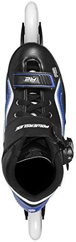 Powerslide Inline-Skate R2 Skate II, Schwarz, 43, 904349/43 - 4