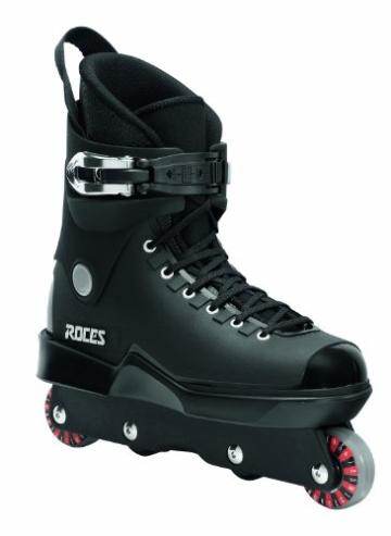 Roces Jungen Inlineskates M12 UFS, Black, 42, 101183-001 - 1