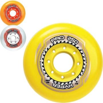 Hyper Rollen für Inlineskates Pro 250, Orange, 76, 72500 - 1