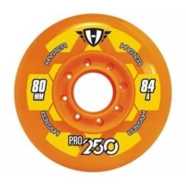 Hyper Rollen für Inlineskates Pro 250, Orange, 80, 72500 - 1