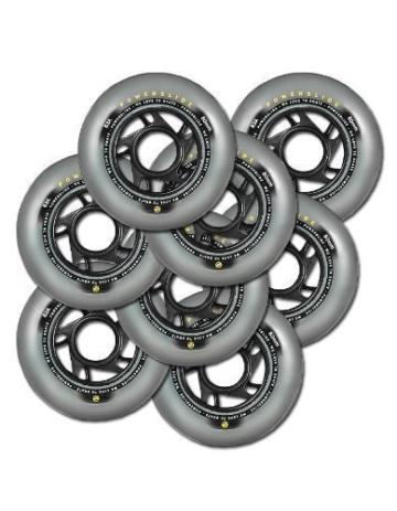 POWERSLIDE Rollen VI 80 mm 83 A Inliner Wheels 8 Stück - 1