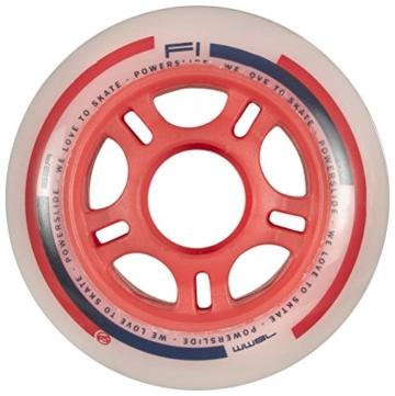 Powerslide Wheels Rollen Set F1 78mm/82a 8-Pack - 1