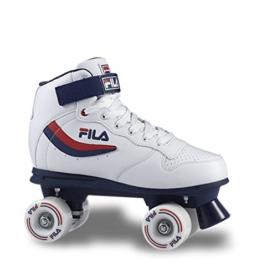 Fila Skates Ace Quads, Damen 41 weiß/blau - 1