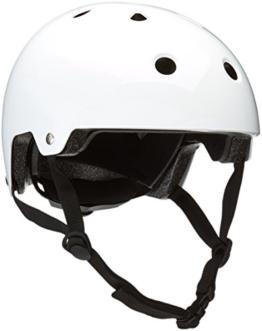 K2 Erwachsene Helm Varsity Helmet white, weiß, S 48-54, 30B4001.1.1.S - 1