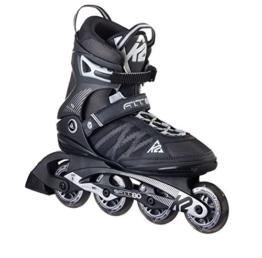 K2 Inline Skate Herren Fit 80, schwarz, 43.5 EU - 1
