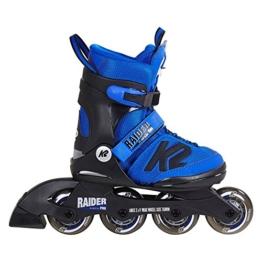 K2 Jungen Inline Skate Raider Pro, blau, L, 30B0203.1.1.L - 1