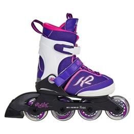 K2 Mädchen Inline Skate Marlee Pro, mehrfarbig, L, 30B0204.1.1.L - 1