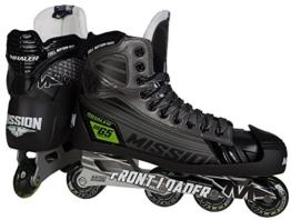 Mission Inhaler DSG 5 Goalie Torwart Roller Hockey Skate Sen 12 (Euro 47) - 1