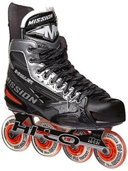 Mission Inhaler NLS3 Roller Hockey Skates Sr., Größe:9 = 44.5;Weite :EE - 1