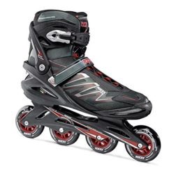 Roces Herren Inline-skates Big Zyx, black-crimson red, 51, 400812 - 1
