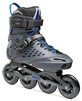 Roces Herren Inlineskates Vidi, Charcoal-Strong Blue, 41, 400470-001 - 1