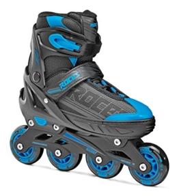Roces Jungen Inline-skates Jokey 1.0, black-astro blue, 30-33, 400810 - 1