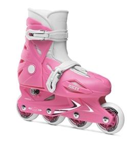 Roces Kinder Inlineskates Orlando 3, Deep Pink, 25-29, 400687-006 - 1