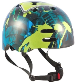 "Sport Direct? ""No Bounds"" Skate BMX Fahrrad Bike Helm - 1"