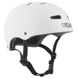 TSG Helm Skate BMX, Injected-White, S/M, 750099 - 1
